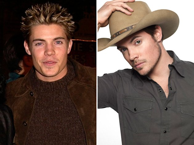 Josh Henderson (&quot;Popstars 2&quot; / &quot;Dallas&quot;)