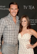 Owain Yeoman, Gigi Yallouz | Photo Credits: Jason Merritt/Getty Images