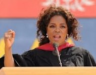Oprah's Stanford Message, Become More Yourself