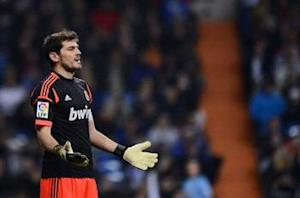 Casillas ruled out of Champions League clash with Manchester United