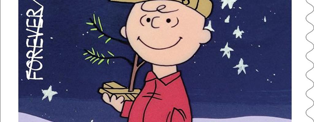 'Charlie Brown Christmas' honored with stamps