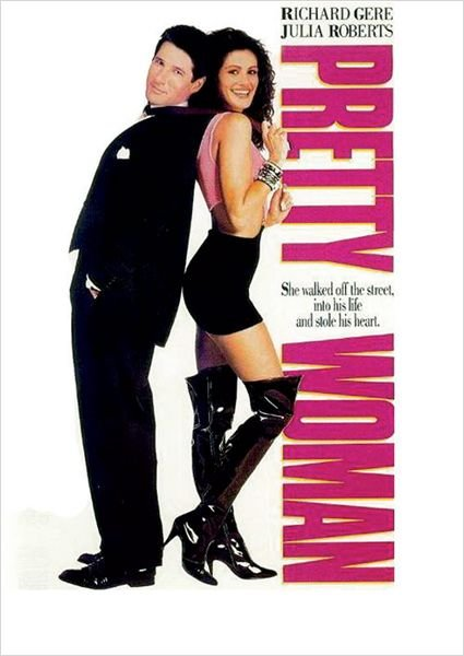 Pretty Woman, de Garry Marshall (1990) Le top 5 de François Bayrou