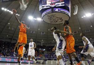 Nash, Smart lead No. 15 Oklahoma St past TCU 64-47