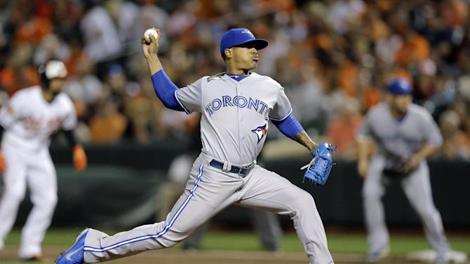 Toronto RHP Stroman suspended 6 games, will appeal