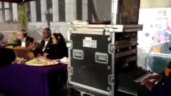 Behind the scenes of Mardi Gras coverage