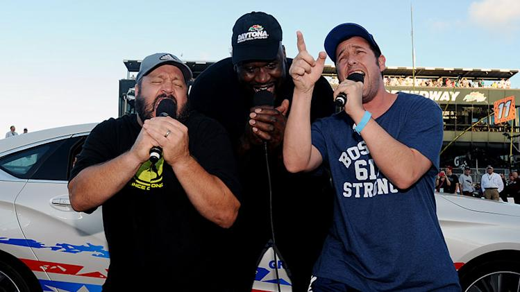 Six Pack of Pop: Kevin James and Adam Sandler