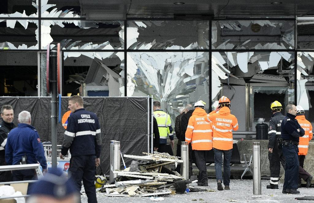 Brussels airport bombers targeted US, Jews: probe