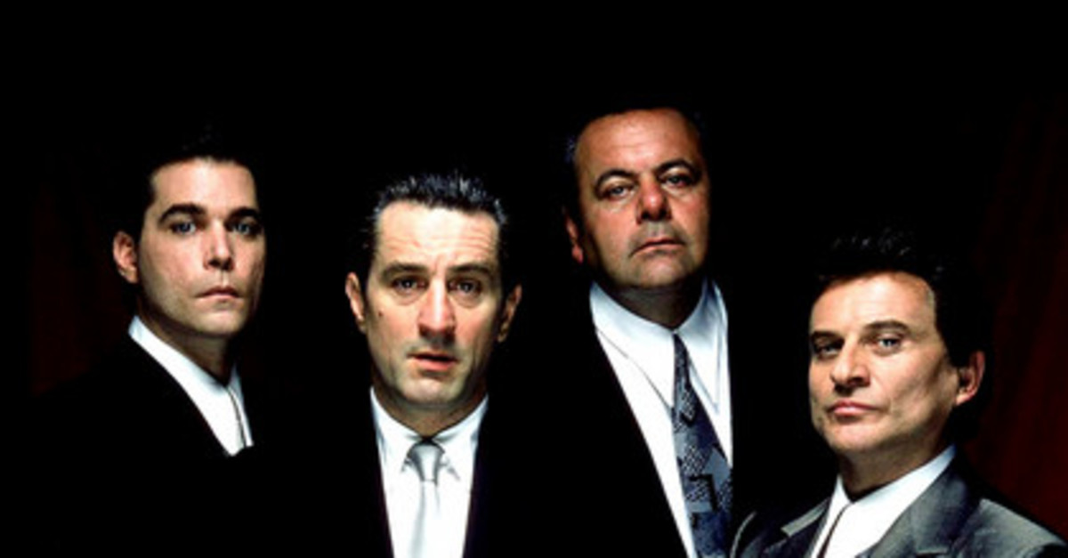 The Cast Of 'Goodfellas' Has Come A Long Way