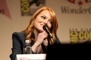 Emma Stone is adorable. Only everyone with eyes and a heart thinks so.
