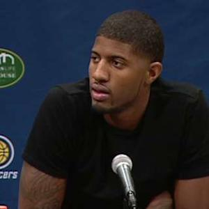Paul George on Injury