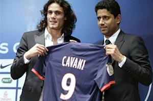 PSG: Cavani was always preferred to Rooney