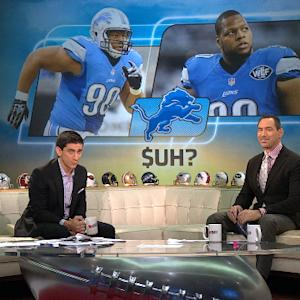 Should Ndamukong Suh be the highest paid defender?