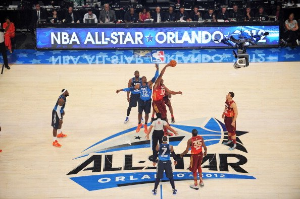 nba all star 2012
