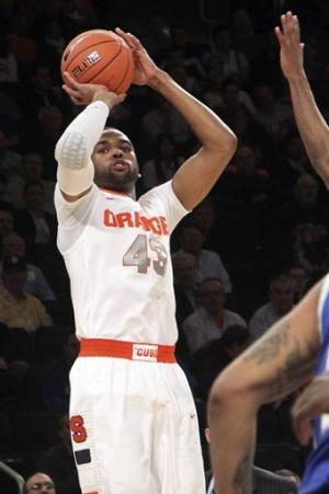 No. 19 Syracuse beats Seton Hall 75-63