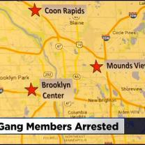 11 Accused Gang Members Indicted In Minneapolis