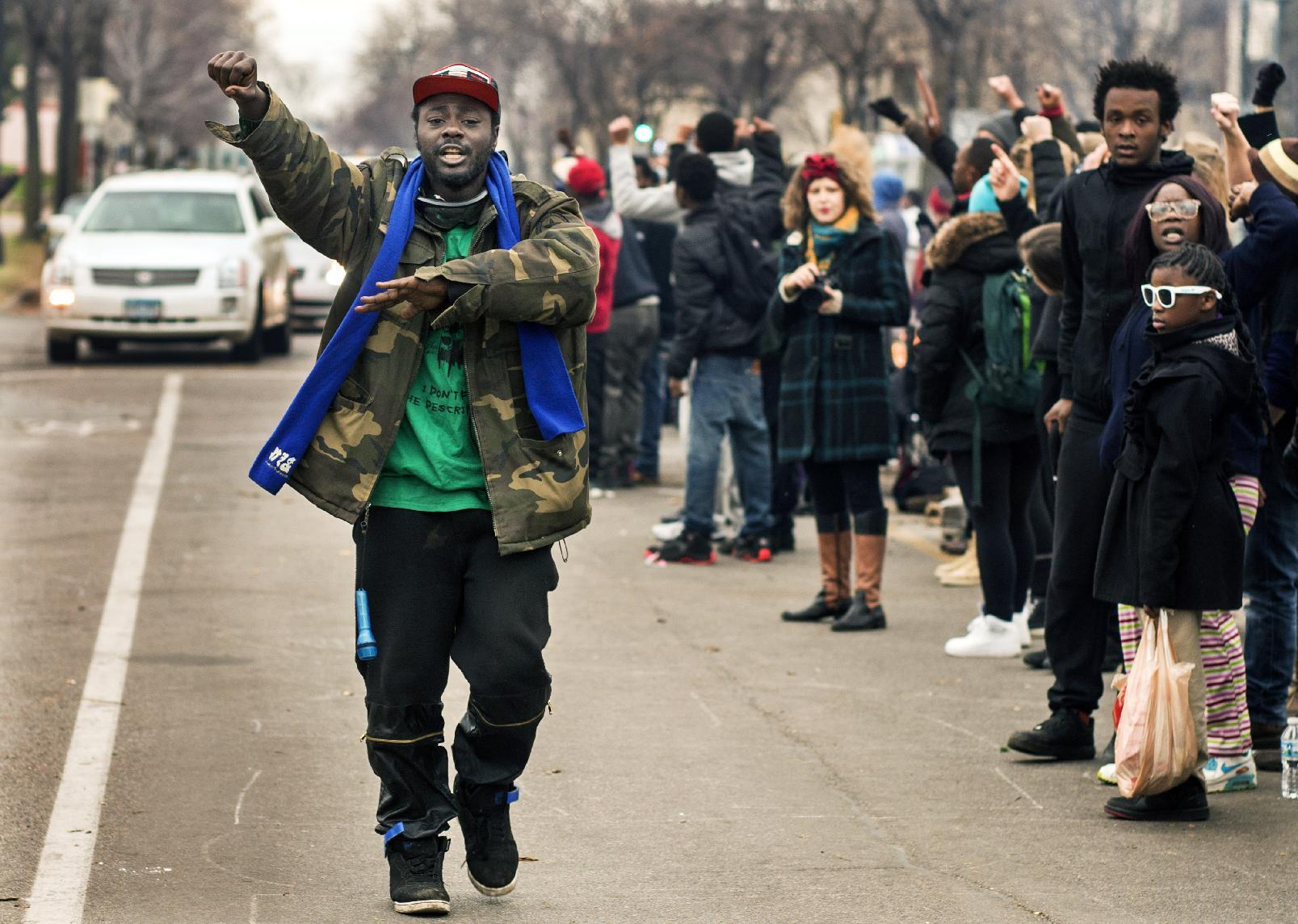 Some questions, answers about Minneapolis police shooting