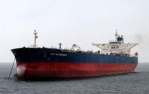 File photo of the oil tanker SCF Byrranga, which was renamed the United Kalavrvta in March 2014