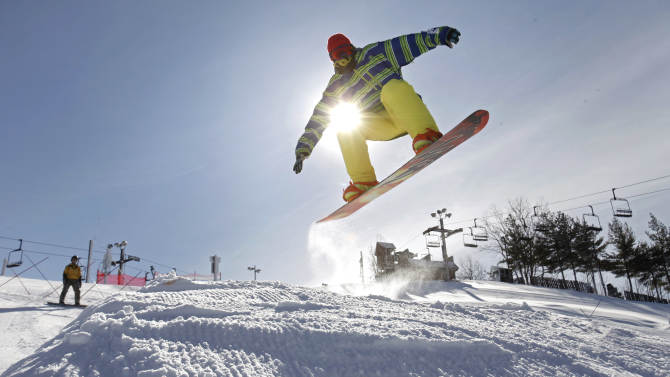 Spotty Midwestern snow a mixed bag for businesses