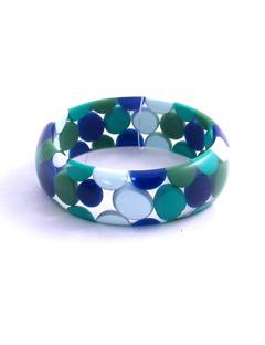 Adia Kibur Plastic Bangle