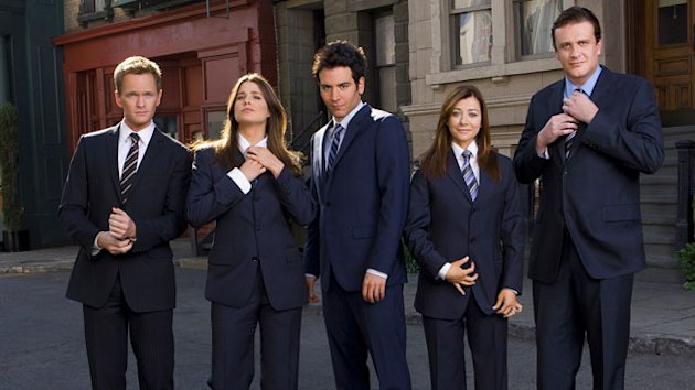 'HIMYM' Renewed For Final Season