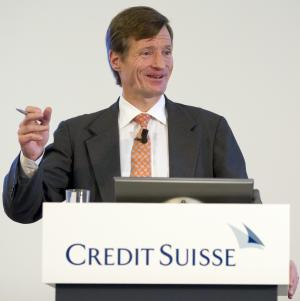 Credit Suisse reports 33 percent rise in 2Q profit