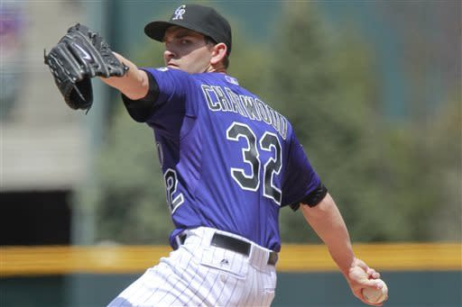 Torrealba's hit wins it in 12th for Rockies