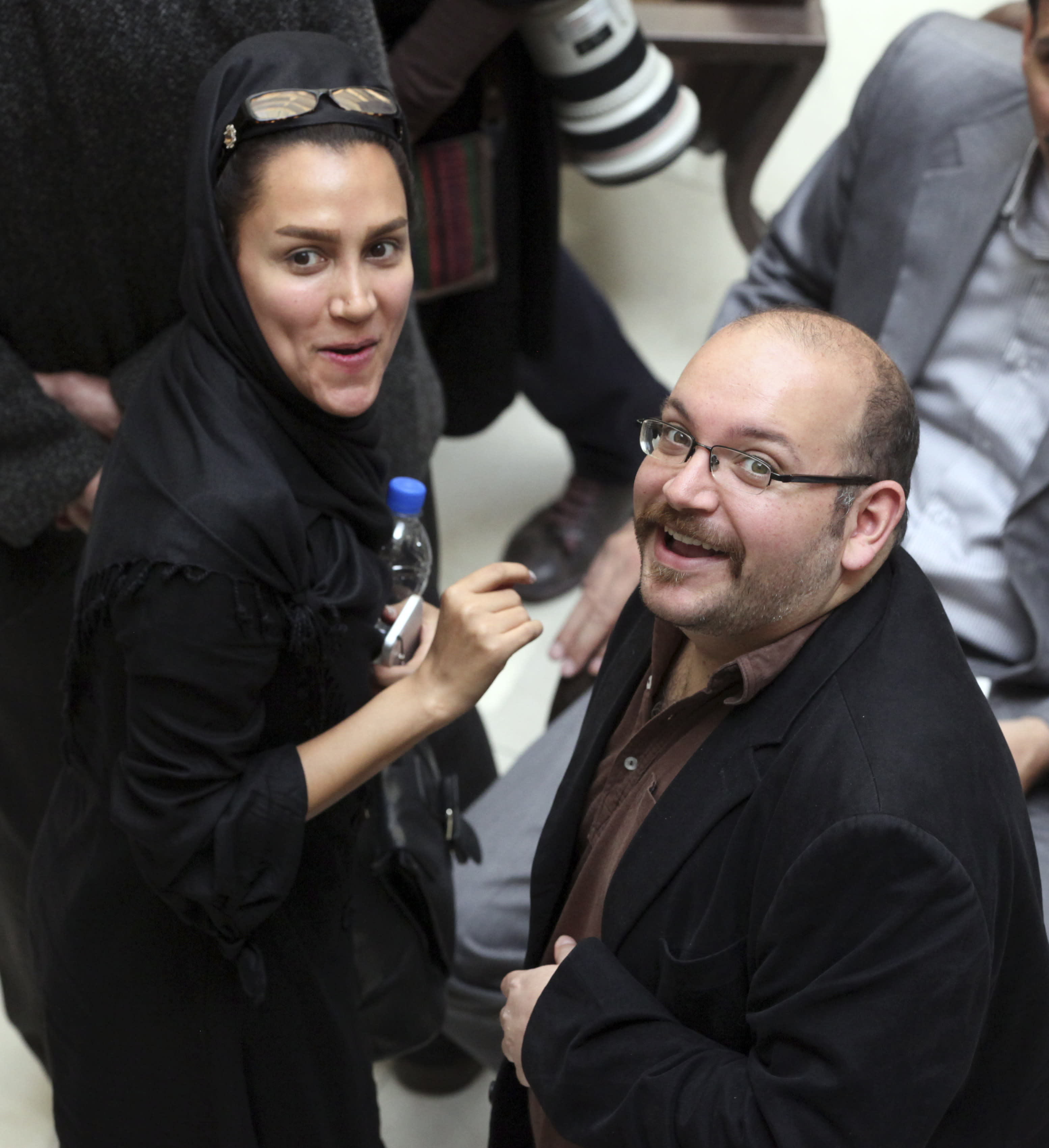 Reporter jailed in Iran gets lawyer after more than 7 months