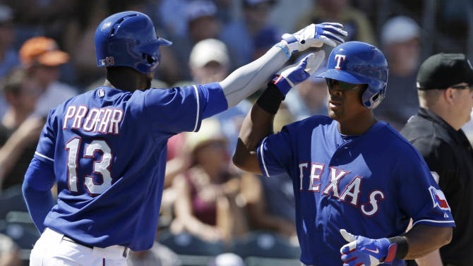 Hurting Rangers missing several expected pieces