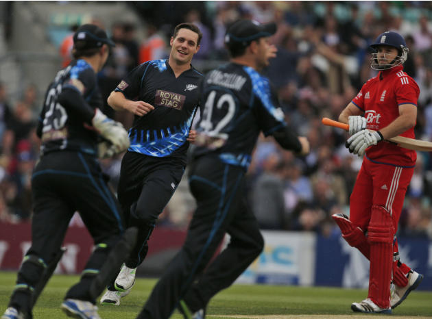 Britain Cricket England New Zealand