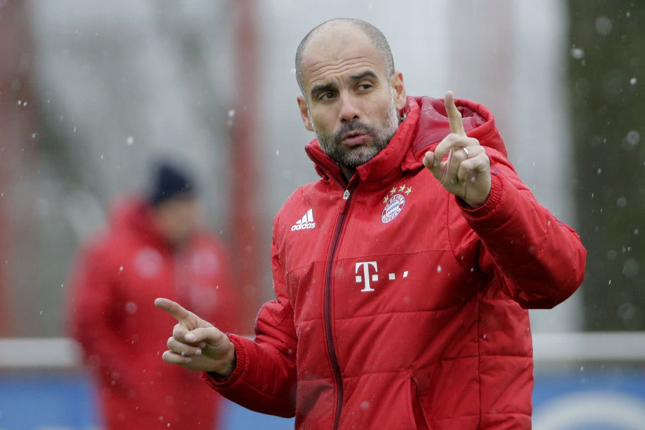 Pep Guardiola and the notion of privilege