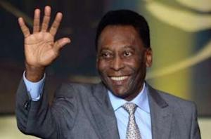 Pele: Messi another player when he's with Argentina