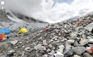 Google Maps Unveils Views of Everest