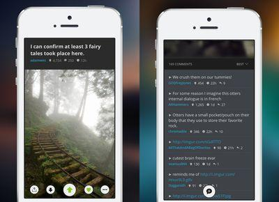 Imgur launches iPhone app to make browsing addicting images easy