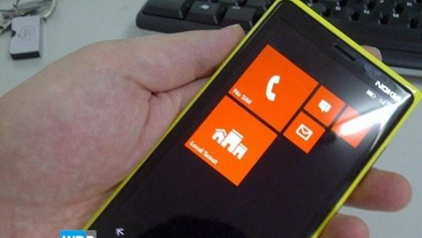 This could be Nokia's first Windows Phone 8 handset