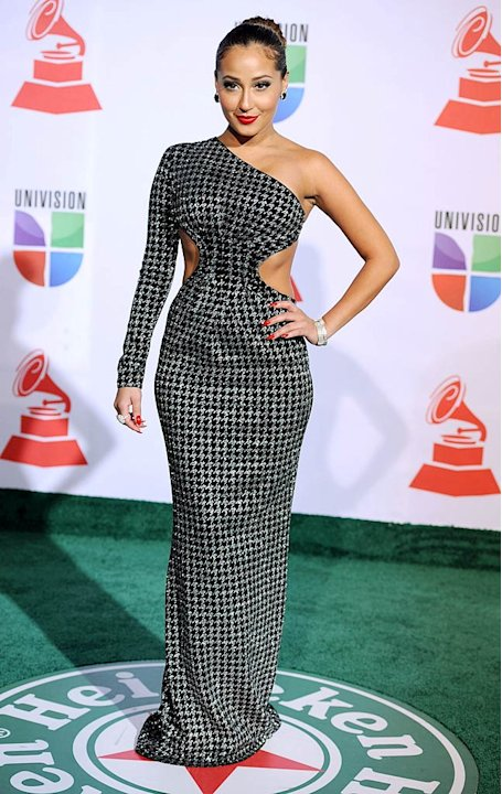 Adrienne Bailon Latin Grammy Awards