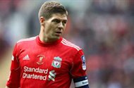 Liverpool captain Gerrard: I'm not ready for Scholes role