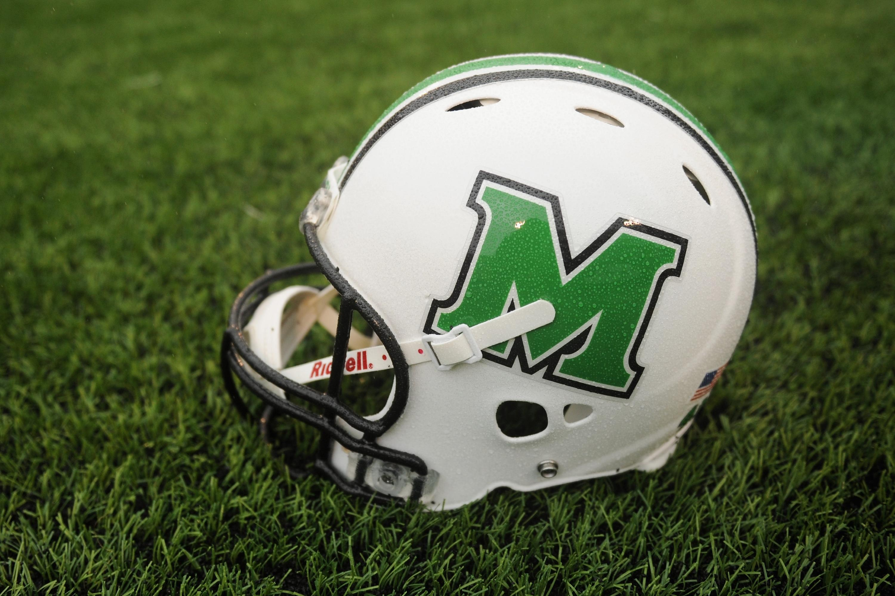Marshall DL Jarquez Samuel swan dives into end zone for TD (Video)