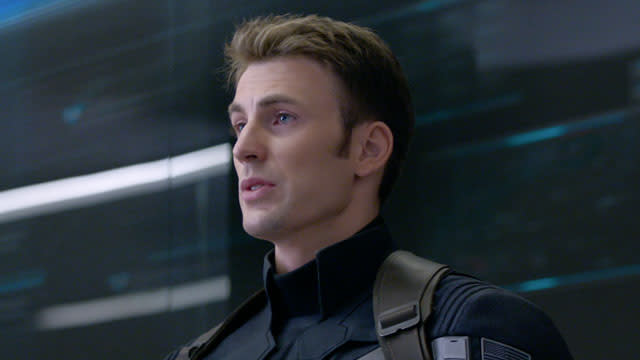 'Captain America: The Winter Soldier' TV Spot: Last Words