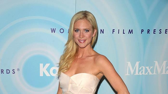 Brittany Snow Crystal Lucy Awards