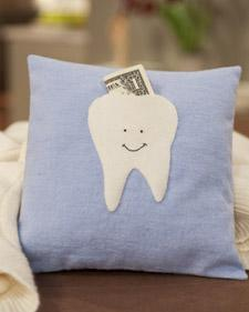 Basic DIY Tooth Fairy Pillow