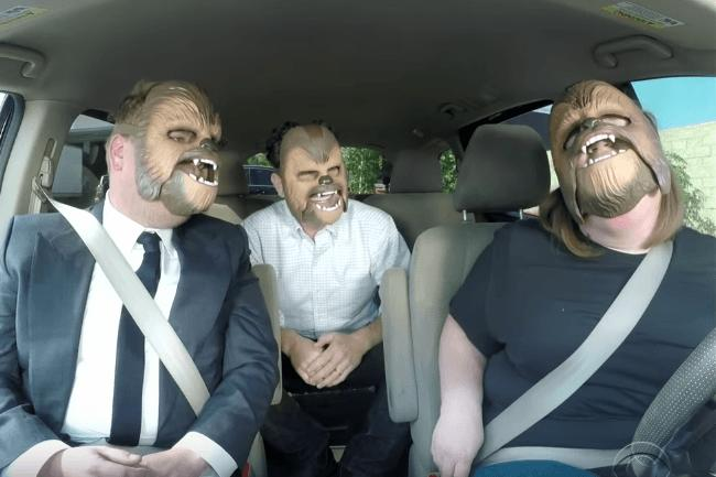 Chewbacca mom gets tips from Mr. JJ Abrams himself