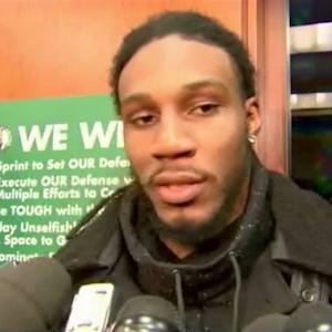"Jae Crowder Calls Celtics' Effort vs. Heat ""Sickening"""