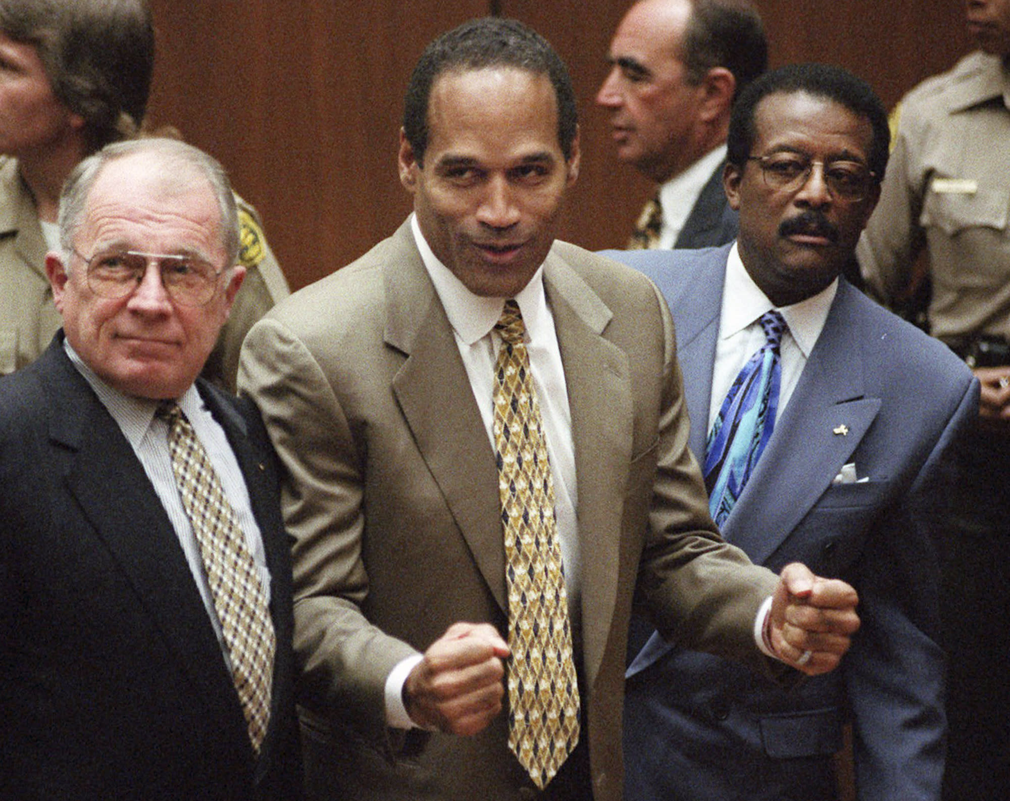 AP WAS THERE: 20 years ago OJ Simpson receives acquittal
