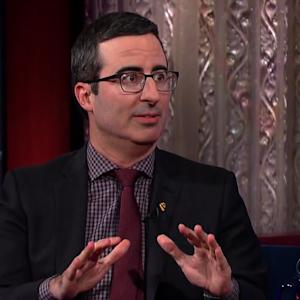 John Oliver Doesn't Hold Back on Donald Trump