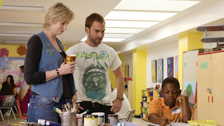 Jane Lynch Seann William Scott Bobb'e J. Thompson Role Models Production Stills Universal 2008