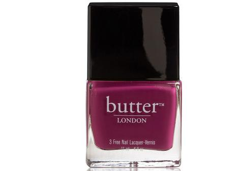 Butter London in Queen Vic, $14, butterlondon.com