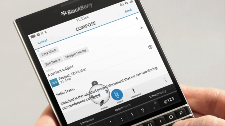 How to make sure you get the BlackBerry Passport before it sells out