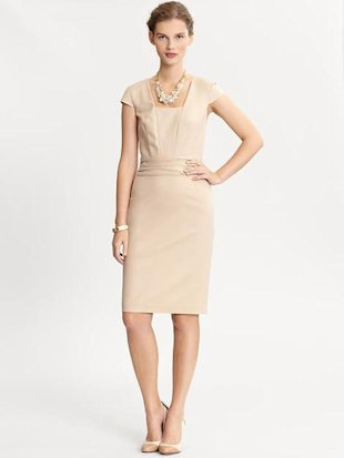Banana Republic's Kate dress was inspired by Kate Middleton