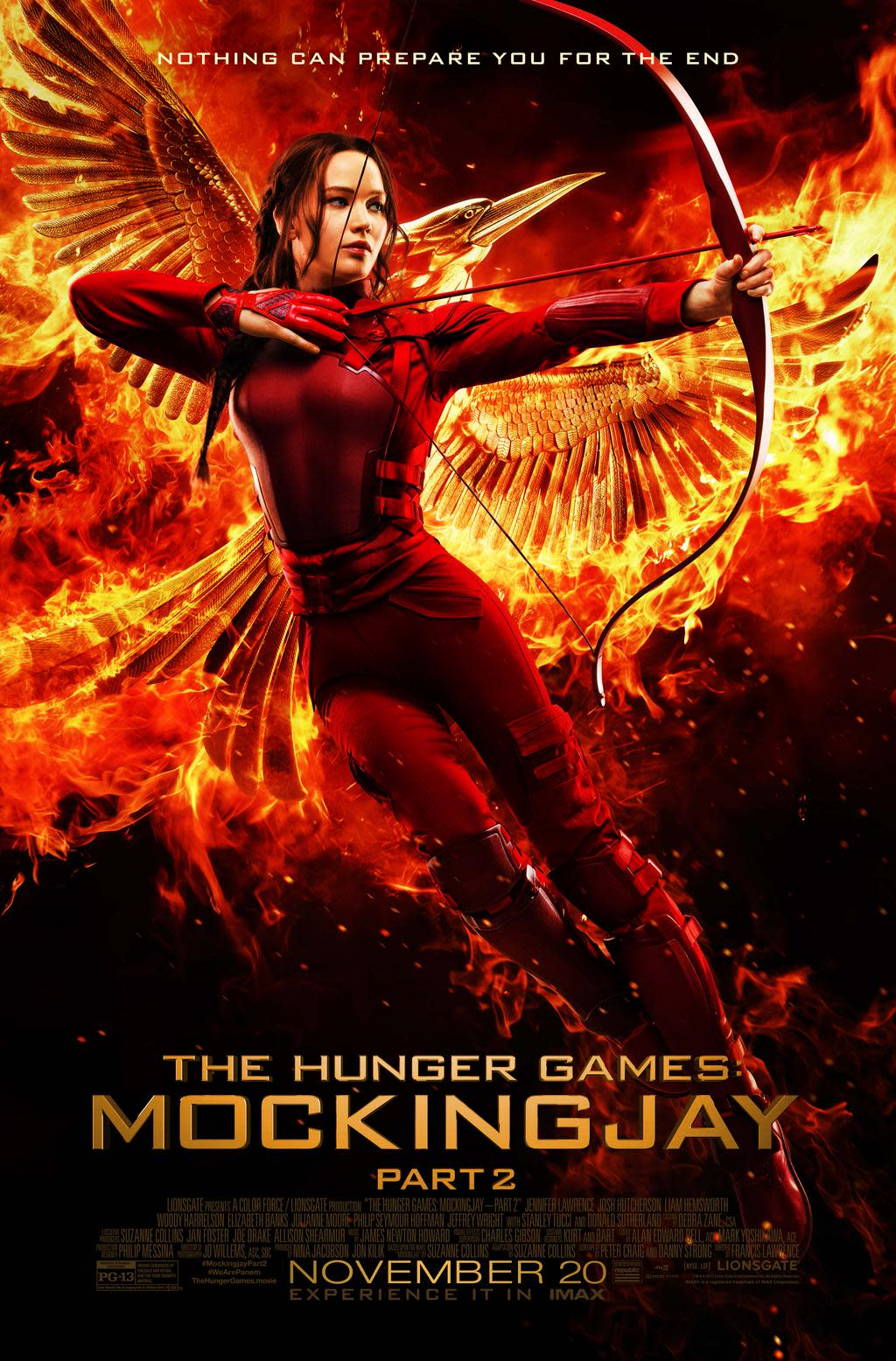 Final 'Hunger Games' again tops box office