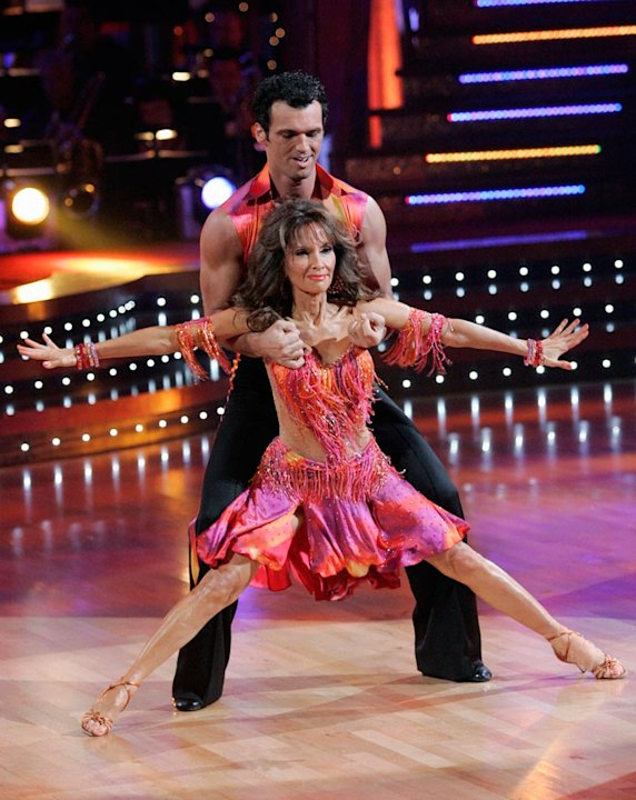 Susan Lucci and Tony Dovolani&nbsp;&hellip;